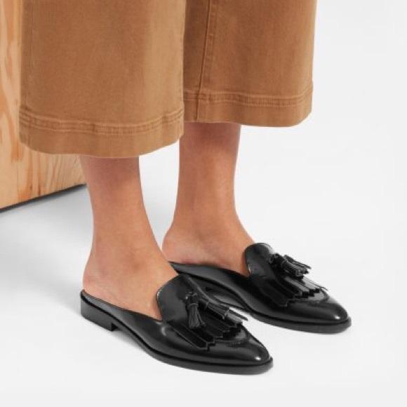 deaf58ae5d2 Everlane Shoes - Everlane Modern Tassel Loafer Mule